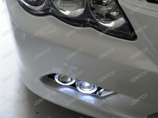 Toyota - Mark - X - Reiz - CCFL - Angel - Eye - fog - lights